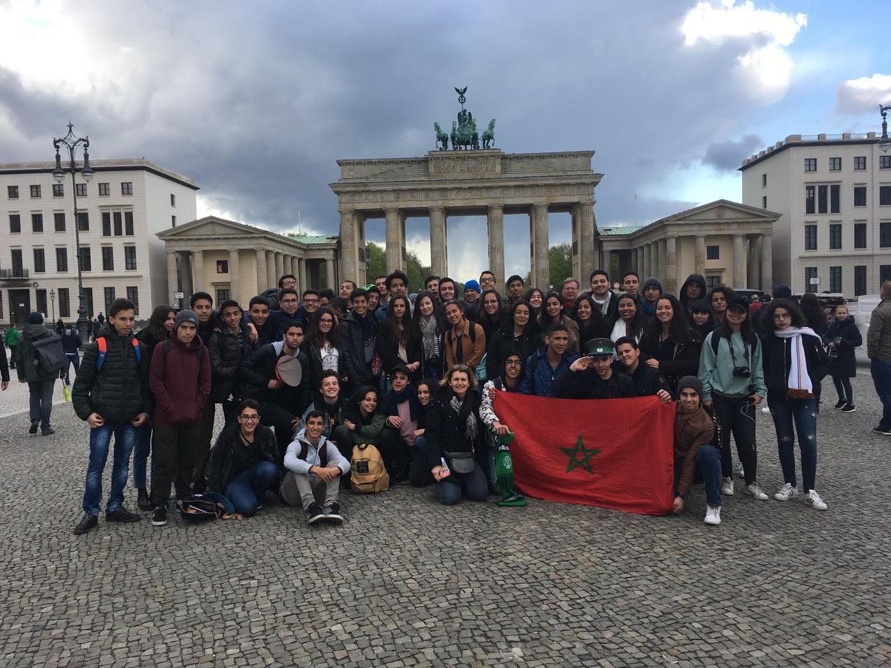 Découverte de Berlin
