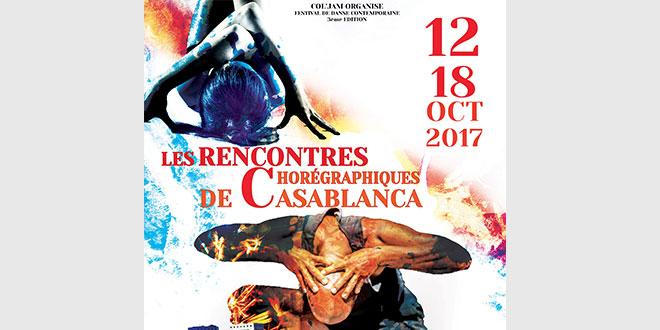Les rencontres chorégraphiques de Casablanca