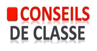 Calendriers des conseils de classe 3ème trimestre 2019 2020