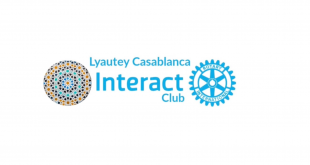 Les actions, depuis sa fondation, de l'association Interact Club Lyautey Casa