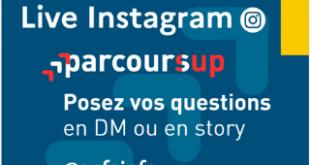 live aefe instagram parcoursup