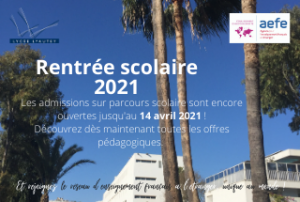 LL - Campagne admissions 2021