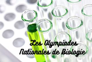 Les Olympiades Nationales de Biologie