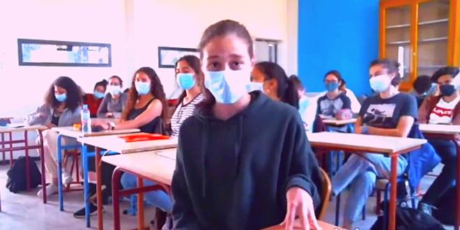 classe oib échange lycée Alexandre Dumas Alger