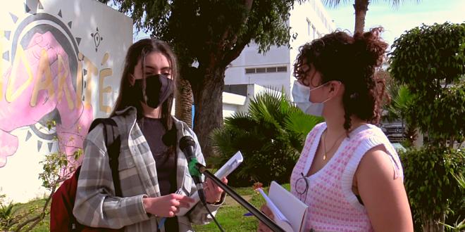 Reportage : les Journées de l'Orientation vues par les élèves du lycée Lyautey