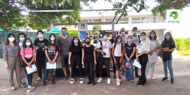 Eco-Lyautey: retour en images sur la journée de formation des éco-délégués et des élèves