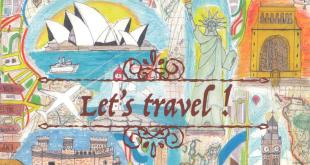 livre let's travel