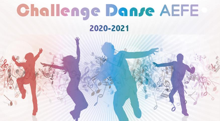 visuel Challenge danse