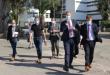 Evènement : la visite exceptionnelle d'Olivier Brochet, Directeur Général de l'AEFE au lycée Lyautey !