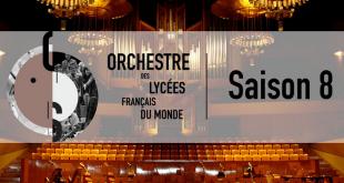 candidature orchestre lycee français du monde